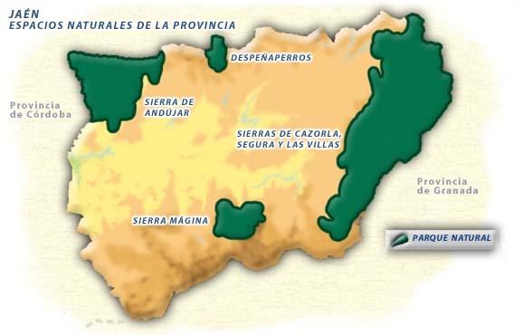 P Nat  De Las Sierras De Cazorla  Segura Y Las Villas